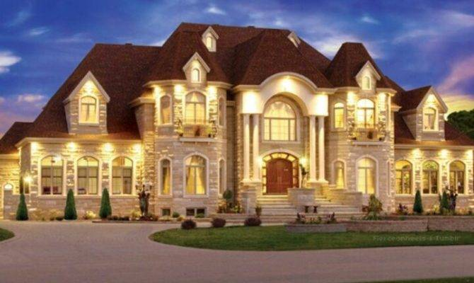 Dream Mansion Pinterest Modern Mansions