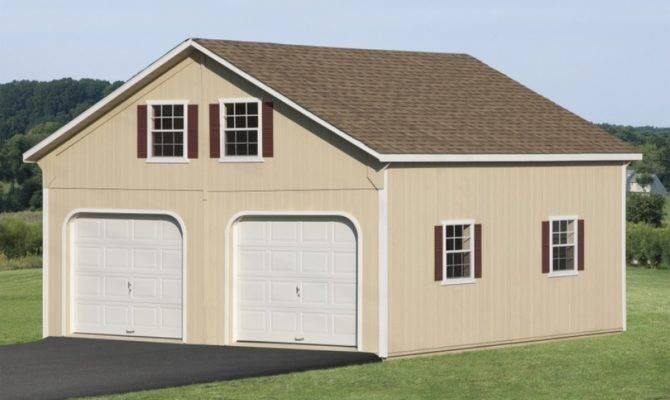 Dream Story Car Garage House Plans