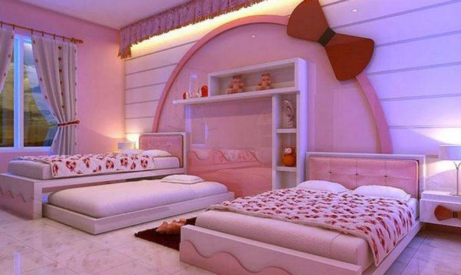 Dreamful Hello Kitty Room Designs Girls Amazing