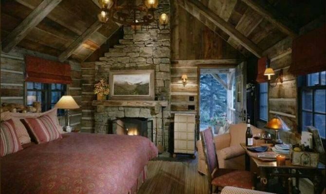 Dreamy Cabin Interior Designs Sortra