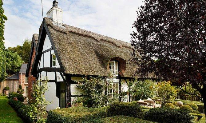 Dreamy Century English Cottage Acquires Inspired