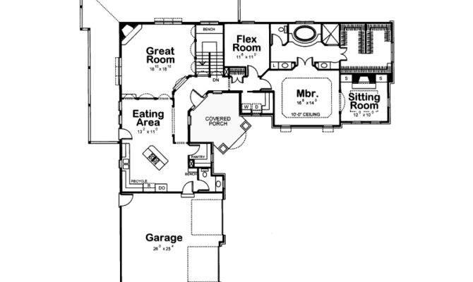 Duane Ranch Home Plan House Plans More