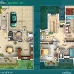 Dubai House Floor Plans Thefloors