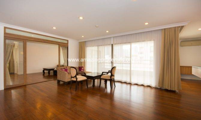 Duplex Bedroom Apartment Phrom Phong Amazing Properties