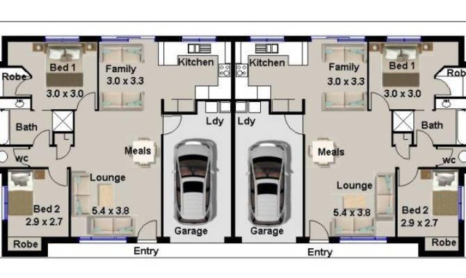 Duplex Bedrooms