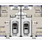 Duplex Designs Steel Kit Homes Floor Plans