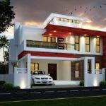 Duplex House Designed Consultants Amazing