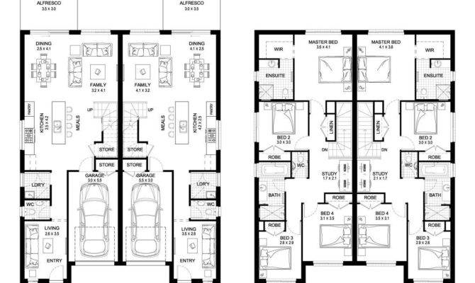 Duplex House Floor Plans Indian Style Fresh Small Home