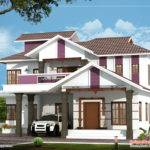Duplex House Kerala Home Design Floor Plans