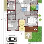 Duplex House Plans Houzone