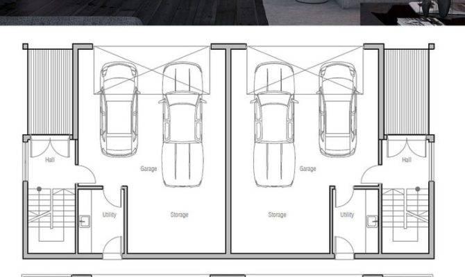 Duplex House Plans Professional Builder
