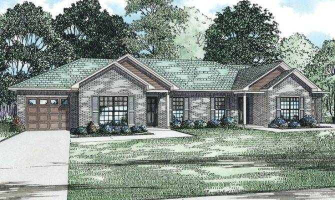 Duplex House Plans Story Multi Plan