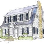 Dutch Colonial House Plans Dream Home Source