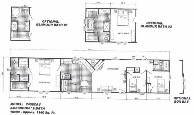 Dutch Single Wide Mobile Home Floor Plans Best