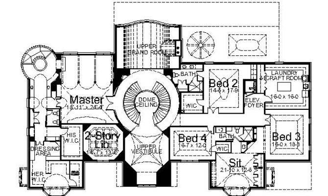 Dysart Castle Bedrooms Baths House