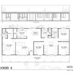 Earlwood Met Kit Homes Bedroom Steel Frame Home Floor Plan