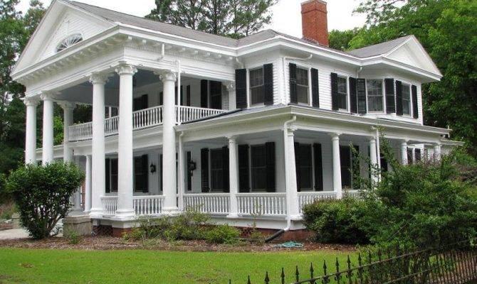 Early Classical Revival Clio South Carolina