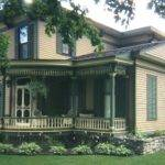 Early Italianate Home Historic House Colors