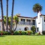 Early Wallace Neff Spanish Colonial Beverly Hills