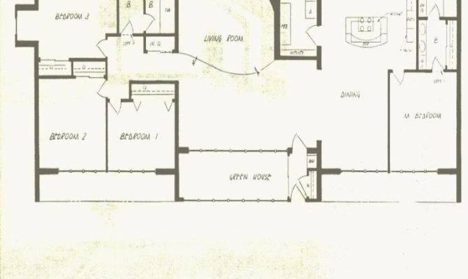 Earth Berm House Plans Smalltowndjs