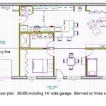 Earth Sheltered Home Plans Basement