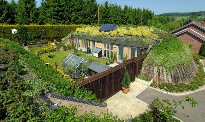 Earth Sheltered Homes Energy Efficient Living Land