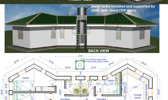 Earthbag Construction Uganda