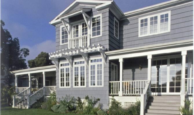East Coast Beach Cottage Architecture