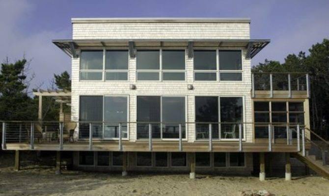 East Coast Beach House Style Home Design