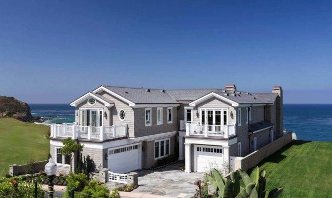 East Coast Meets West California Beach House