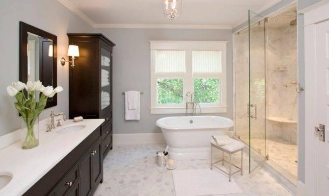 Easy Design Touches Your Master Bathroom Freshome