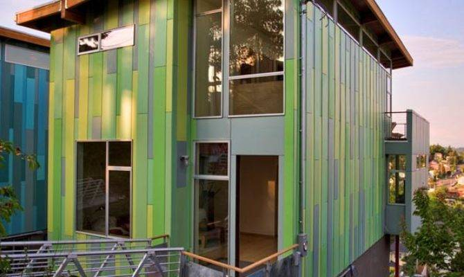Eco Affordable Homes Green More Ways Than One