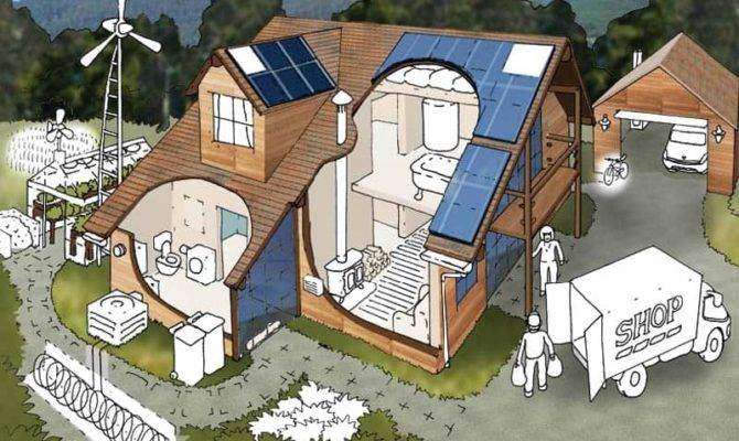 Eco Friendly Homes Dreamy Interiors Want