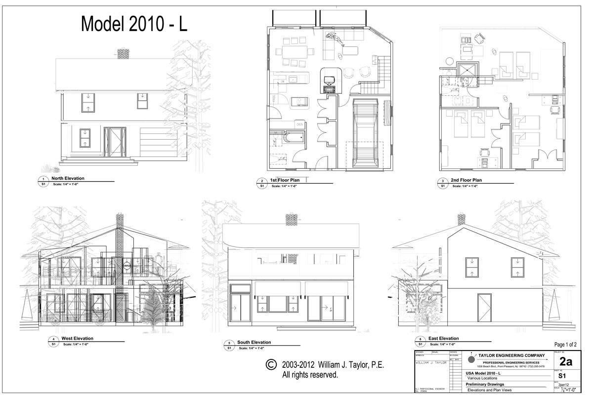 Eco Friendly House Plans Usa Designs