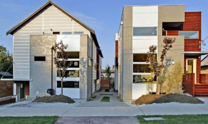 Eco Urban Home Seattle Washington