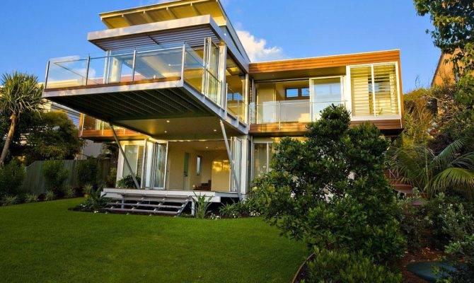 Ecological House Design Underground Home Eco