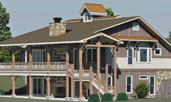 Economical House Plans Basements Design
