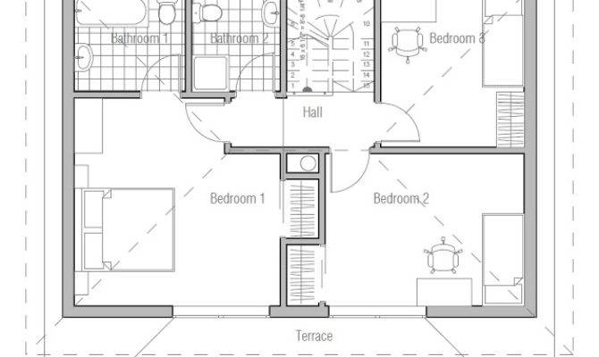 Economical Houses Build Plans House Design