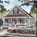 Economical Small Cottage House Plans