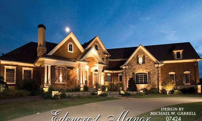 Edencrest Manor European Luxury Home