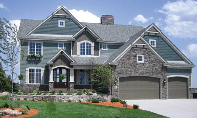 Edsel Arts Crafts Home Plan House Plans