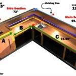 Ehbp Shaped Wet Bar Easy Home Plans