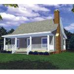 Elaine Farm Country Ranch Home Plan House Plans More