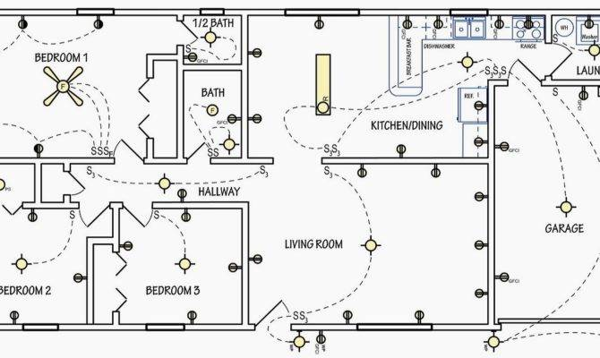 Electrical Symbols Used Home Wiring