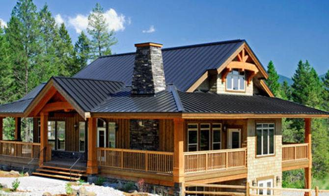 Elegance Its Best Ideal Luxurious Ski Chalet Cabin