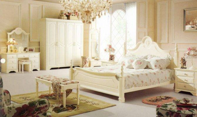 Elegant Bedroom Furniture High