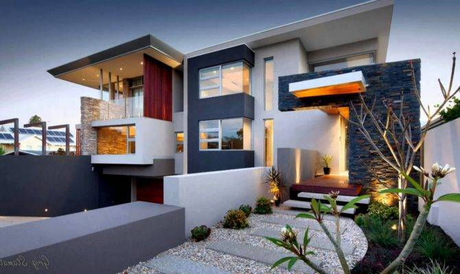 Elegant Best Modern House Designs Australia Regarding
