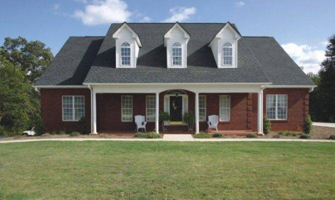 Elegant Country Porch Style Home Plans