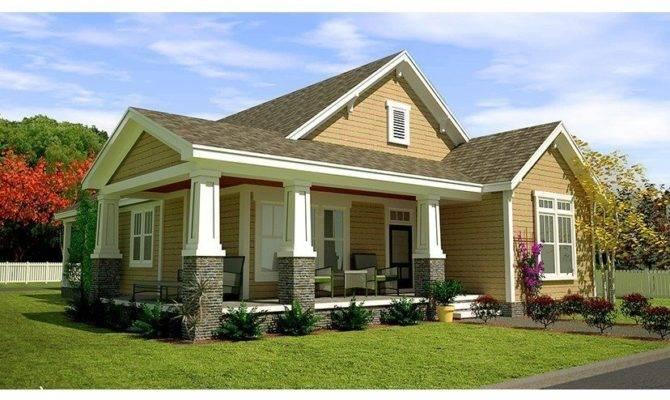 Elegant Craftsman Style House Plans Wrap Around Porch