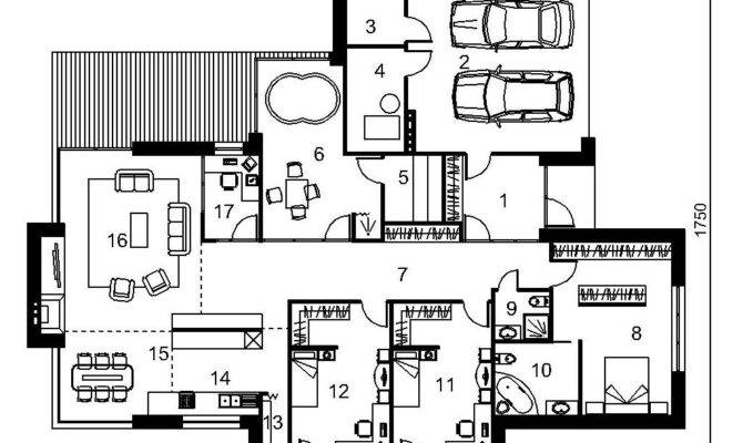 Elegant Extraordinary Dream House Plans Photos
